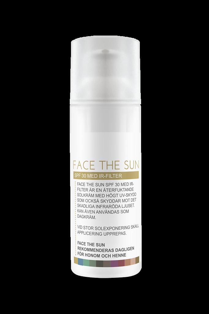 FACE THE SUN SPF 30